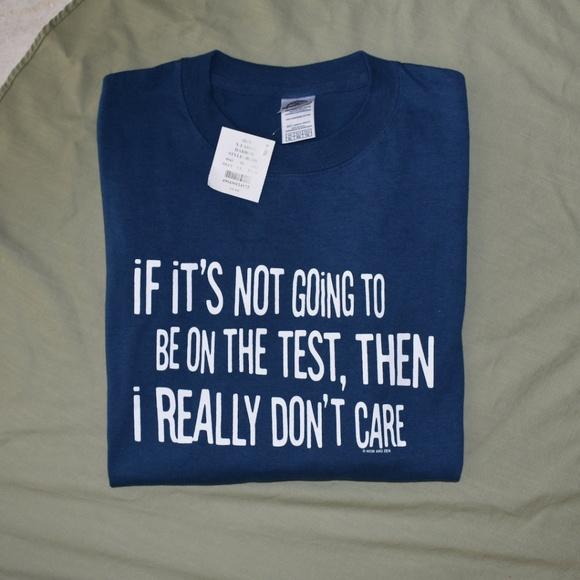 ac8c69b28 Delta Magnum Weight Shirts | Nwt Mens Navy Blue Graphic Tee Xl ...